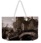 The Canal Weekender Tote Bag