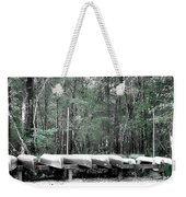 The Canoes  Weekender Tote Bag