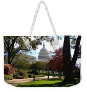 The Capitol Building  Weekender Tote Bag