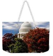 The Capitol Weekender Tote Bag