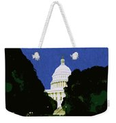 The Capitol  Weekender Tote Bag
