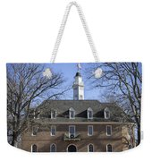 The Capitol Squared Weekender Tote Bag