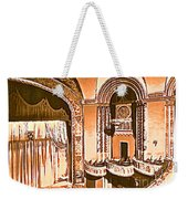 The Capitol Theater In Port Chester Ny Weekender Tote Bag