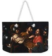 The Capture Of Christ Weekender Tote Bag