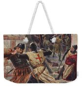 The Capture Of Constantinople Weekender Tote Bag