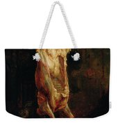 The Carcass Of An Ox, Late 1630s Weekender Tote Bag