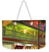 The Caribbean Hotel Weekender Tote Bag