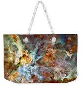 The Carina Nebula Weekender Tote Bag
