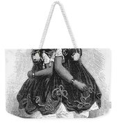 The Carolina Twins, 1866 Weekender Tote Bag