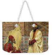 The Carpet Bazaar Weekender Tote Bag