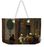 The Carpet Merchant Weekender Tote Bag