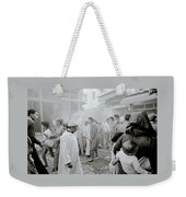 The Casbah Weekender Tote Bag