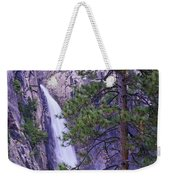 The Cascades Yosemite Np Weekender Tote Bag