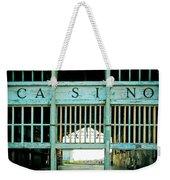 The Casino Weekender Tote Bag