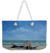 The Castaways Weekender Tote Bag