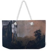 The Castle In The Moonlight  Weekender Tote Bag