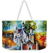 The Castle Of 4 Seasons Weekender Tote Bag