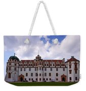 The Castle Of Celle Weekender Tote Bag