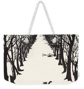 The Cat That Walked By Himself Weekender Tote Bag