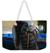 The Catch - Begnas Lake - Nepal Weekender Tote Bag