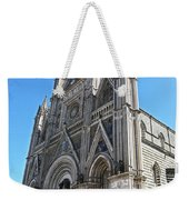 The Cathedral At Orvieto Weekender Tote Bag