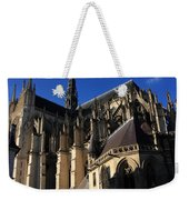 The Cathedral Basilica -  Amiens - France Weekender Tote Bag