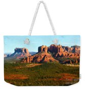 The Cathedral Complex Weekender Tote Bag