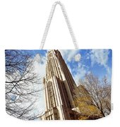 The Cathedral Of Learning 1 Weekender Tote Bag