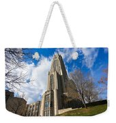 The Cathedral Of Learning 2g Weekender Tote Bag