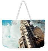 The Cathedral Of Learning 3 Weekender Tote Bag