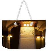 The Cathedral Of Tampere Weekender Tote Bag