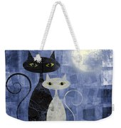 The Cats Weekender Tote Bag