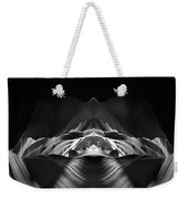 The Cave Weekender Tote Bag by Adam Romanowicz