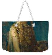 The Celtic Princess Weekender Tote Bag
