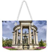 The Cenotaph Cardiff Weekender Tote Bag