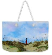 The Center Of Attention Weekender Tote Bag