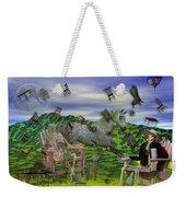The Chairs Of Oz Weekender Tote Bag