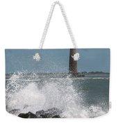 The Changing Tides Weekender Tote Bag