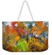 The Changing Tree Weekender Tote Bag