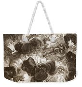 The Chaos, Engraved By Bernard Picart Weekender Tote Bag