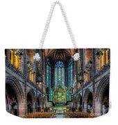 The Chapel Weekender Tote Bag