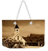 The Chapel At The Supes  Weekender Tote Bag