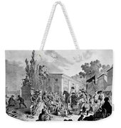 The Charlatan, C1795 Weekender Tote Bag