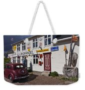 The Charm Of The Old Times Weekender Tote Bag