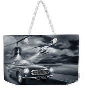 The Chase 2 Weekender Tote Bag