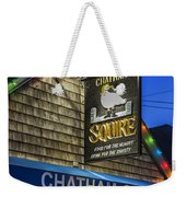 The Chatham Squire Weekender Tote Bag