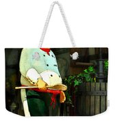 The Chef In The Window Weekender Tote Bag