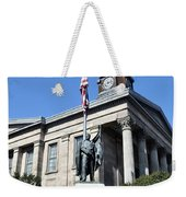 The Chester County Courthouse In West Chester Pa Weekender Tote Bag