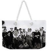 The Chiapas People Weekender Tote Bag