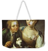 The Children Of The Painter Weekender Tote Bag